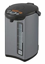Zojirushi CD-WCC40 Micom Water Boiler and Warmer - Silver