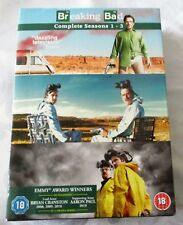 Breaking Bad - Season 1-3 [DVD], 5050350647825