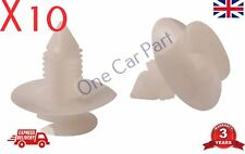 10x VW FIAT LADA DOOR TRIM PANEL CLIPS 175867299 4399987