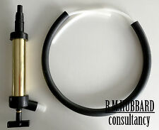 Brass Sump Transfer Pump. Ideal For Marine Engines. Quality tool by Groz.