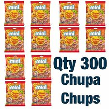 300 x chupa chups lollypops / bargain wholesale prices sweets party time lolly