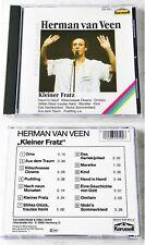 HERMAN VAN VEEN Kleiner Fratz .. Karussell CD TOP