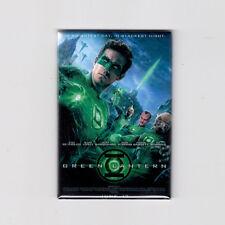 "GREEN LANTERN (2011) - 2"" x 3"" MOVIE POSTER MAGNET (dc comics ryan reynolds ring"