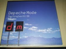 Depeche Mode - The Singles 1981-1998 (2001) - 3xCD - Hits/Best of/Collection -