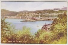Argyllshire postcard - Oban from Pulpit Hill by Brian Gerald