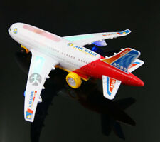 AIRBUS A380 Airbus Airplane Toy with Colorful Lights  Sound Effect
