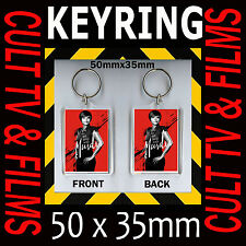 HOW TO GET AWAY WITH MURDER - CULT TV - KEYRING- KEY CHAIN - KEY RING- 35mm X 50