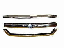 2016-2018 Chevrolet Silverado Grill (3 bars) Chrome