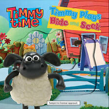 Timmy's Hide and Sheep! by Jackie Cockle BRAND NEW BOOK (Board book, 2010)