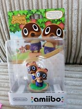 Nintendo Amiibo Animal Crossing Timmy And Tommy New
