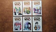 Doctor Who : BBC Book Collection - Paperbacks (NEW and UNREAD)