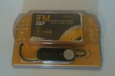 Griffin iFM - FM Radio and Remote for Sony PSP ~ Brand New!