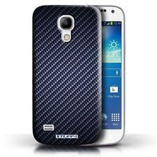 Étuis, housses et coques Pour Samsung Galaxy S4 en fibre de carbone pour téléphone mobile et assistant personnel (PDA)