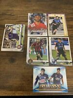 2020 Topps MLS Soccer Lot: Pitch Prodigies, All-Star, Josef Martinez +MORE+