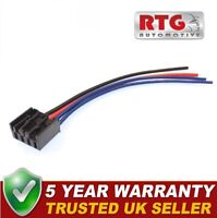 Heater Resistor Repair Harness Fits Citroen Relay Fiat Ducato Peugeot Boxer