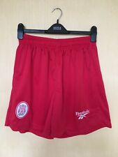 FC LIVERPOOL SHORTS REEBOK VINTAGE FOOTBALL SOCCER
