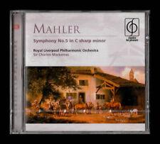 GUSTAV MAHLER  Symphony 5 in C Sharp minor - Liverpool Orchestra - Mackerras CD