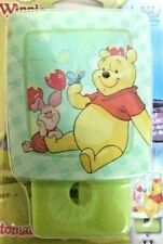 Disney Winnie the Pooh Piglet Led Light Sensing Automatic Night Light
