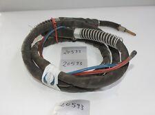 Schlauchpaket Schweißbrenner 501-Super für MIG MAG Schutzgas Schweißg. 3m #20593
