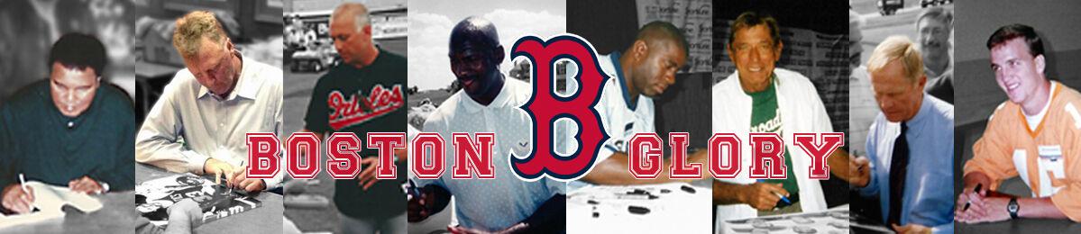 Boston Glory Autographs