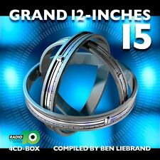 "GRAND 12-INCHES VOL.15 BEN LIEBRAND 40x12"" MIXES The Limit, Sandy Kerr, Zinno"