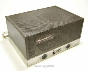 Vintage Dynaco Stereo 70 / ST70 Stereo Tube Amplifier -- KT3