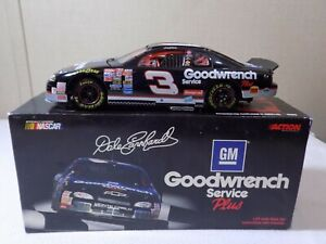 DALE EARNHARDT #3 ACTION NASCAR DIECAST 1999 GM GOODWRENCH SERVICE PLUS