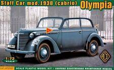 Ace 72507 - 1:72 Olympia (Cabriolet) staff car, Model 1938-NEUF