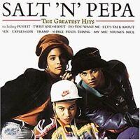 Salt'n'Pepa Greatest hits (1991) [CD]