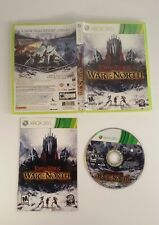 Lord of the Rings: War in the North (Microsoft Xbox 360, 2011) COMPLETE, TESTED!