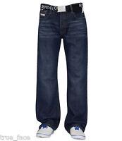 New Men's Designer Smith and Jones Jeans Denim Regular Boot Cut Pant