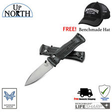 Benchmade 531 Pardue G10d Handle AXIS Knife 154cm Spear-Point Blade FREE HAT