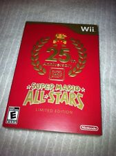 Super Mario All-Stars Limited Edition  (Nintendo Wii, 2010)
