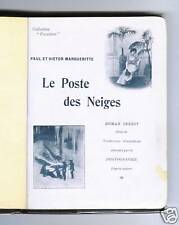 P & V MARGUERITTE LE POSTE DES NEIGES 1899 PHOTOS ALPES