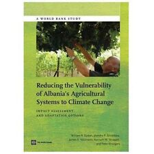 Reducing the Vulnerability of Albania's Agricultural Systems to Climate Change: