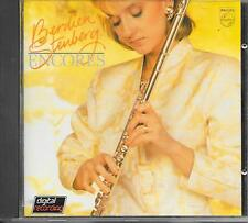 BERDIEN STENBERG - Encores CD Album 10TR PHILIPS 1985 West Germany RARE!