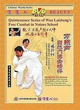 Quintessence of Wan Laisheng s Free Combat in Nature School (2 Dvds