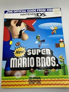 Official Guide From Nintendo DS.New Super Mario Bros