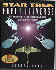 More details for star trek paper universe by andrew pang pocket books  us 2000