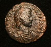 VALENTINIAN I IMPERIAL ROMAN COIN  - VERY FINE - AE4