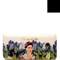 Authentic Frida Kahlo Jungle Series Checkbook Wallet