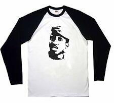THOMAS SANKARA BASEBALL T SHIRT LONG SLEEVE MARXISM AFRICA