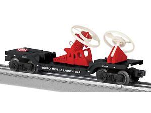 Lionel 6-82494 Turbo Missile Launch Flatcar #82494