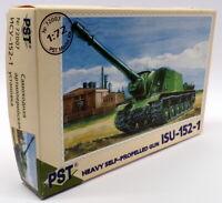 PST 1/72 Scale Model Kit 72007 - Heavy Self-Propelled Gun ISU-152-1