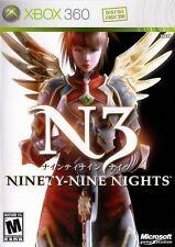 Ninety-Nine Nights / N3 XBOX 360 -LN