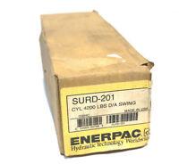 NEW ENERPAC SURD-201 UPPER FLANGE SWING CYLINDER SURD201