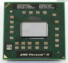 AMD Phenom II x2 P650 2.6GHz 2MB s1 LP HMP650SGR23GM Laptop CPUs