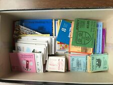 Large Channel Islands (Jersey/Guernsey) Booklet Collection