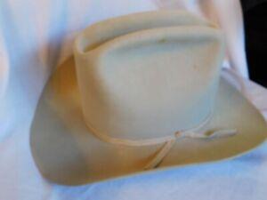 Resistol 10X Beaver Silver Bell Las Vegas Cowboy Hat 7