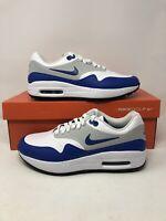 "Nike Air Max 1 G ""Game Royal"" AQ0863-102 Men's Size 7 Golf Shoes"